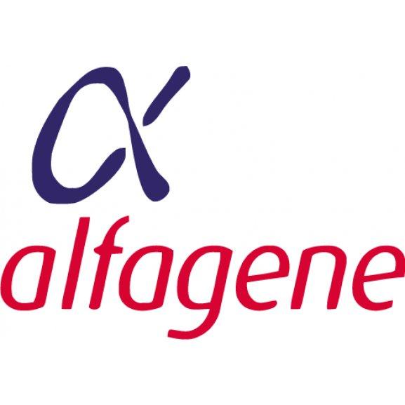 Alfagene Logo Vector