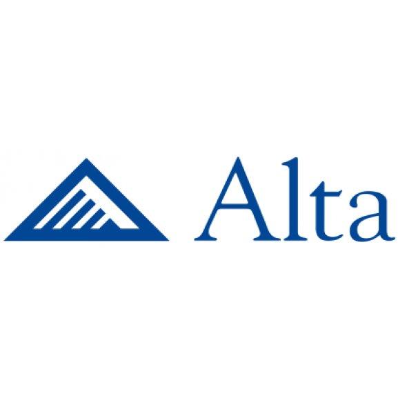 Alta Logo Vector