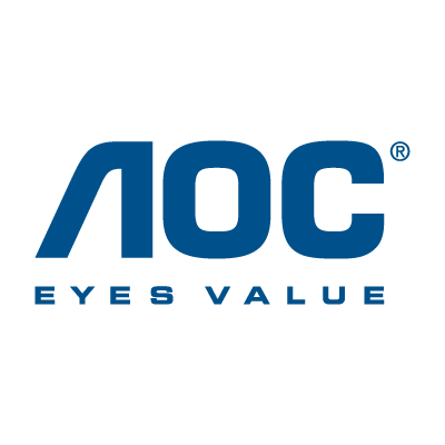 Aoc Monitors Logo Vector