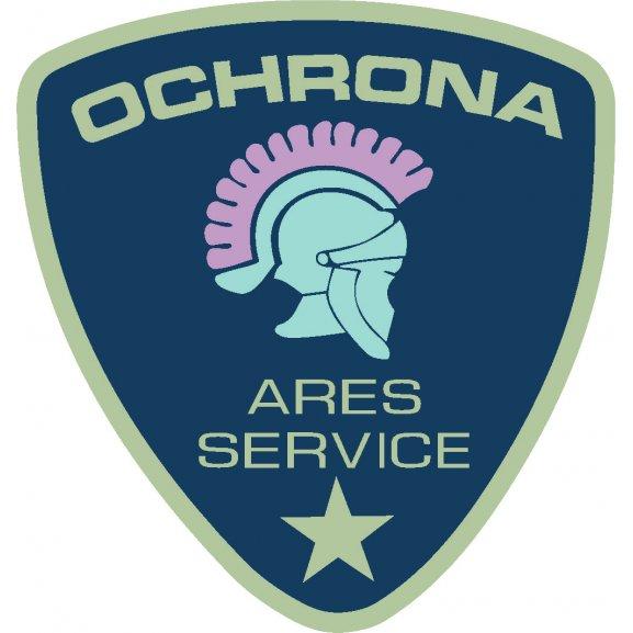 Ares Service Gdansk Logo Vector
