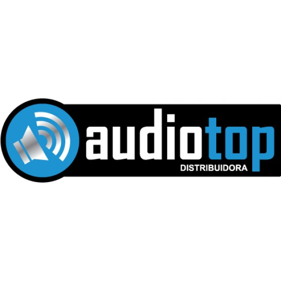 Audiotop Distribuidora Logo Vector
