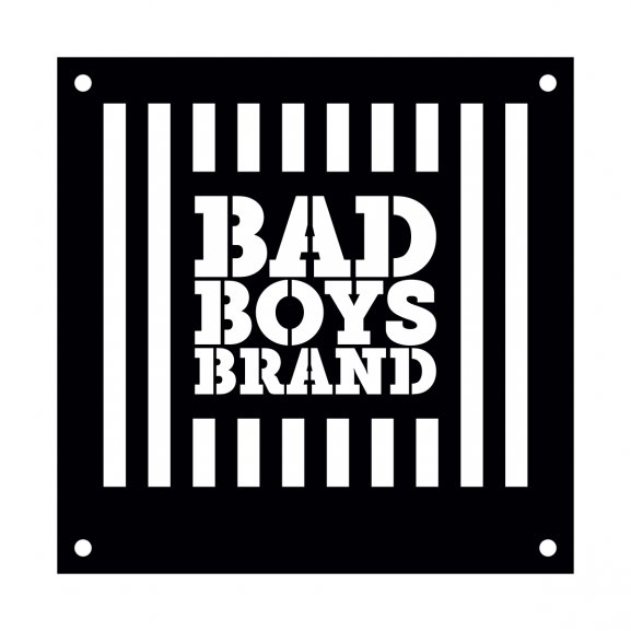 bad boys brand logo vector ai download for free