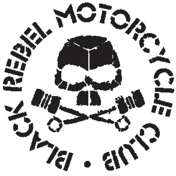 Black Rebel Motorcycle Club Logo Vector (CDR) Download For