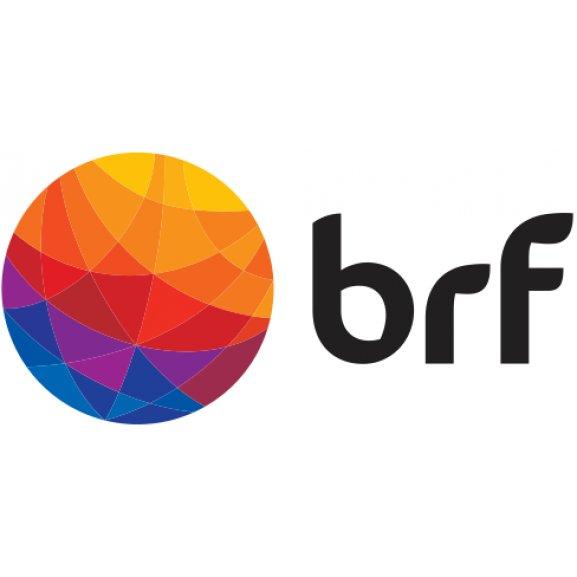 brf brasil food logo vector cdr download for free