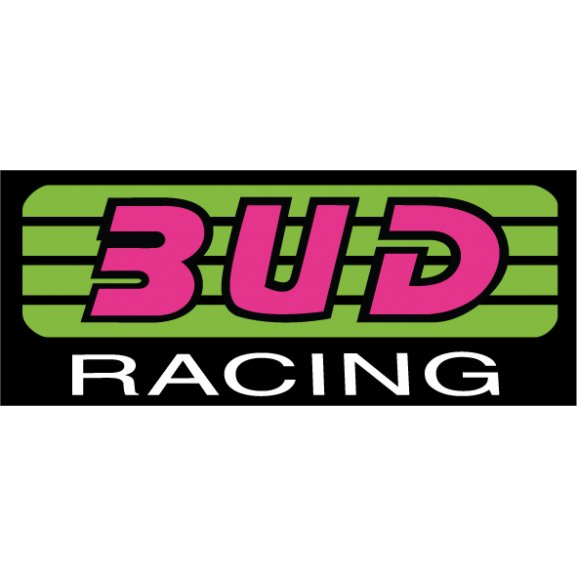 Bud Racing Logo Vector (CDR) Download For Free