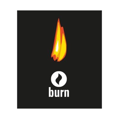 Burn Logo Vector