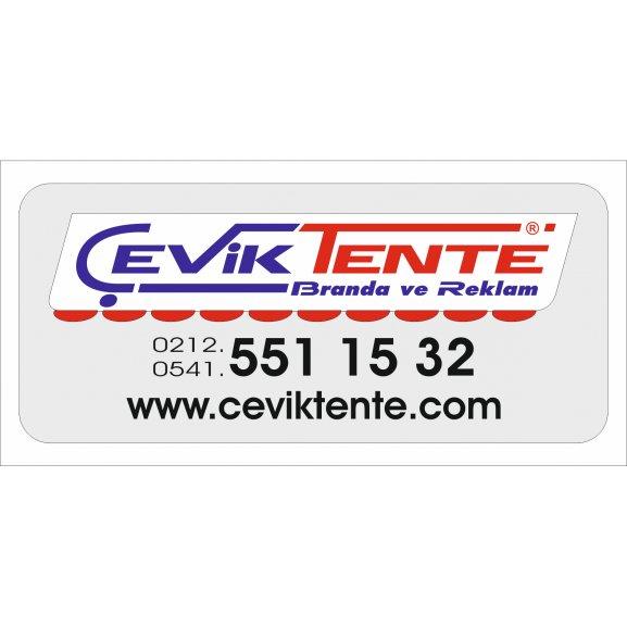 Cevik Tente Logo Vector