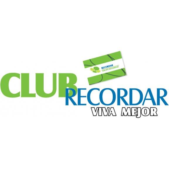 Club Recordar Logo Vector