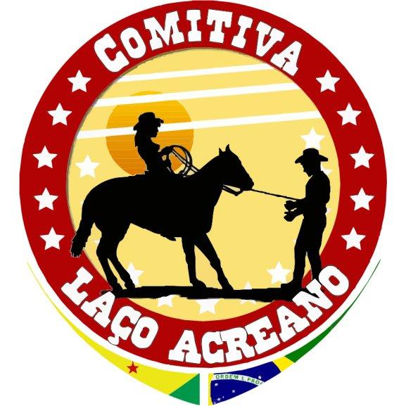 Comitiva Lao Acreano Logo Vector