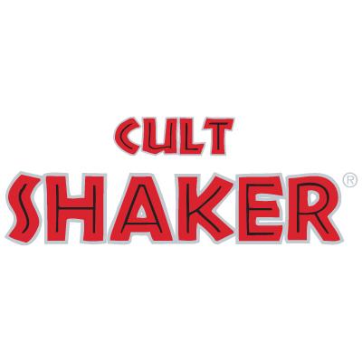 Cult Energy Drink Logo Vector