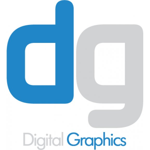 Digital Graphics Logo Vector