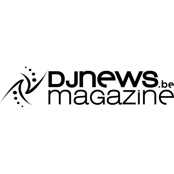 Dj News Magazine Logo Vector