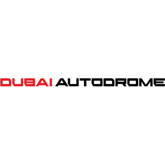 Dubai Autodrome Logo Vector