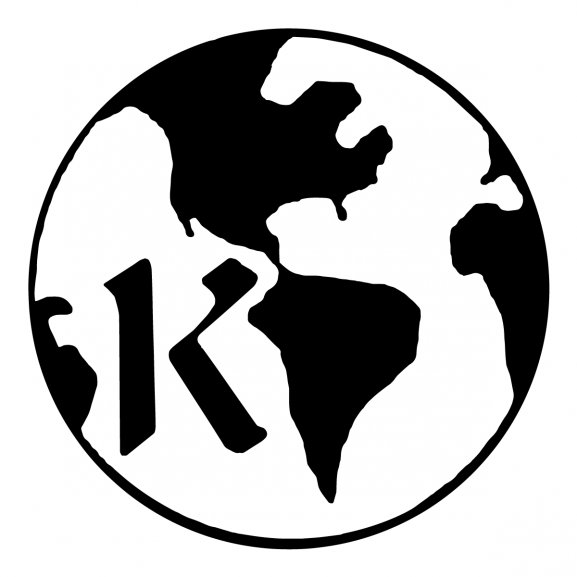 Earth Kosher Logo Vector