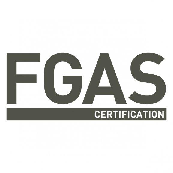 Fgas Certificate Logo Vector