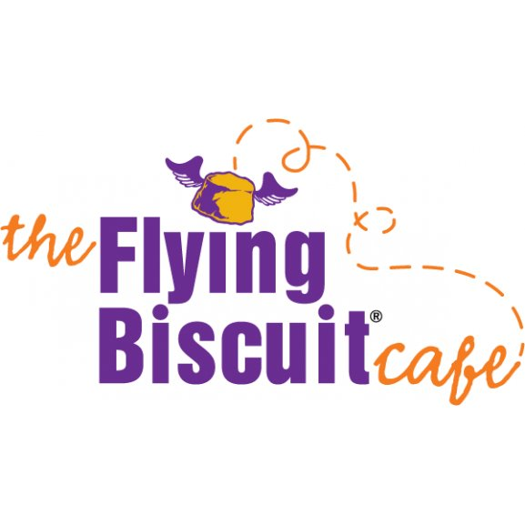 Flying Biscuit Logo Vector