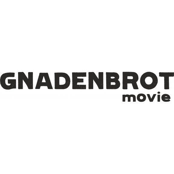 Gnadenbrot Movie Logo Vector