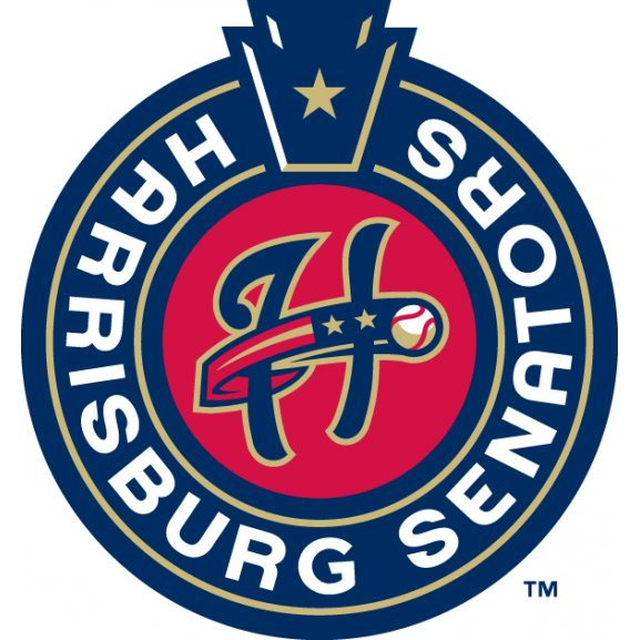 Harrisburg Senators 0 Free Vector In Encapsulated: Harrisburg Senators Logo Vector (AI) Download For Free
