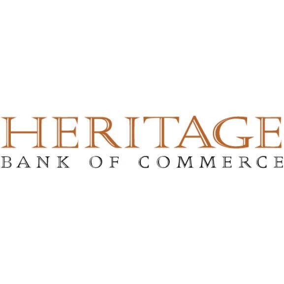 Heritage Bank Of Commerce Logo Vector