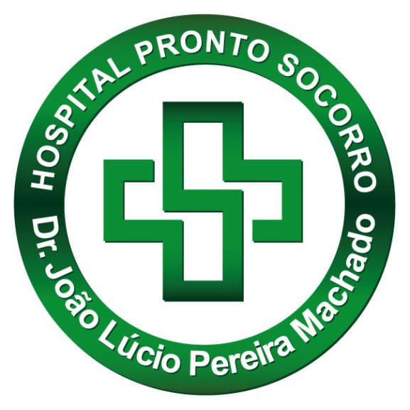 Hospital Joo Lcio Pereira Machado  Manaus Logo Vector