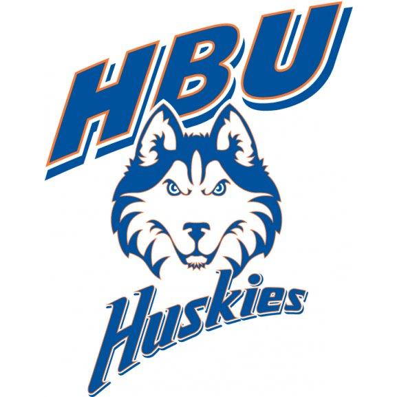 Houston Baptist Huskies Logo Vector