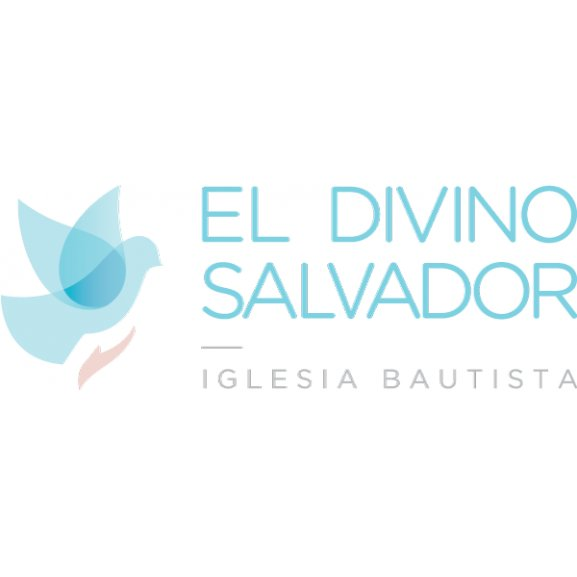 Iglesia Bautista El Divino Salvador Logo Vector