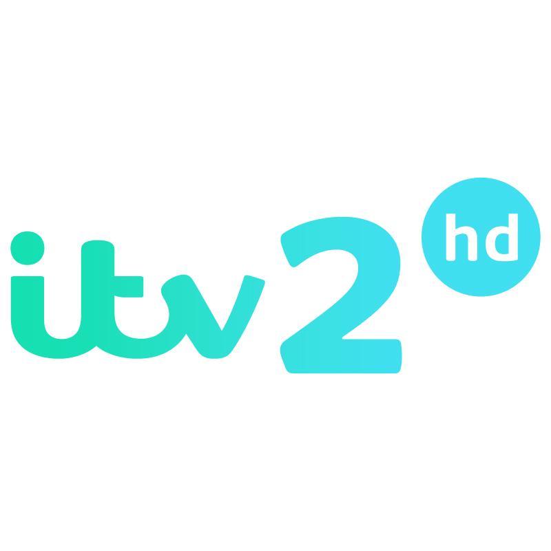 Itv2 Hd Logo Vector