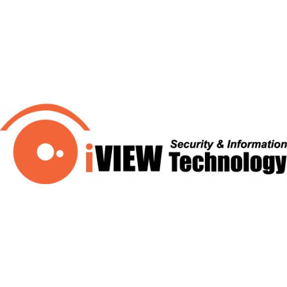 Iview Technology Security Logo Vector