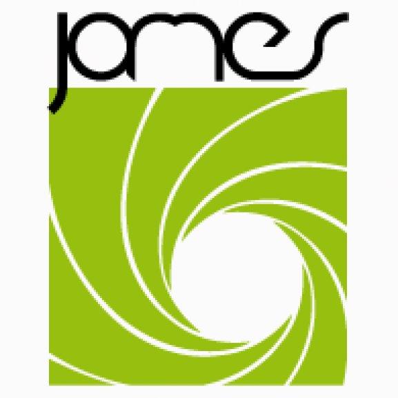 James Logo Vector