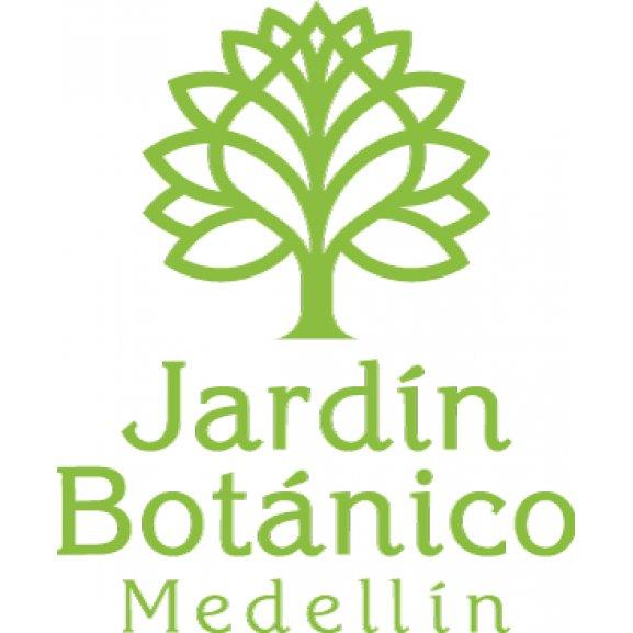 Jardn Botnico Medelln Logo Vector
