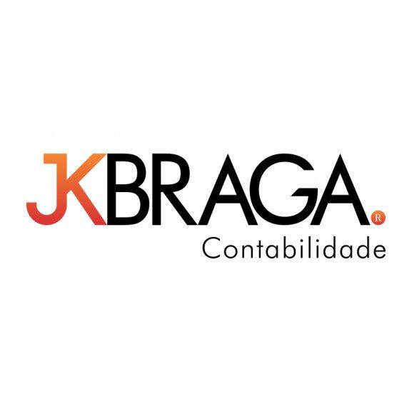 Jkbraga Contabilidade Logo Vector