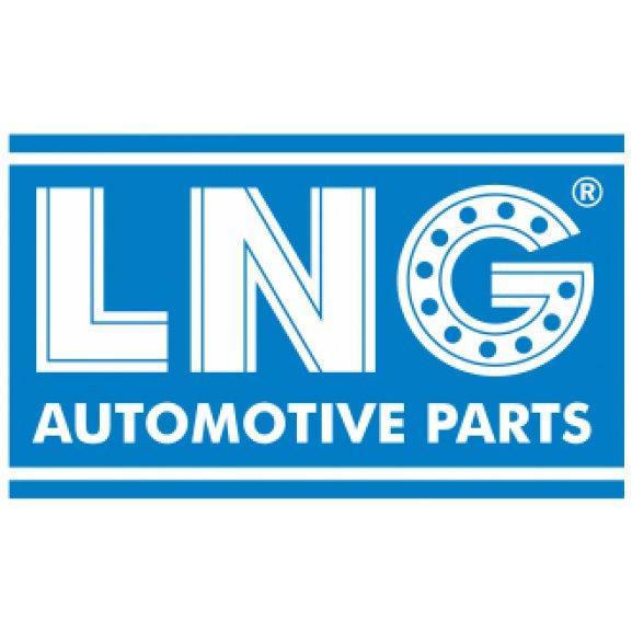 Lng Automotive Parts Logo Vector