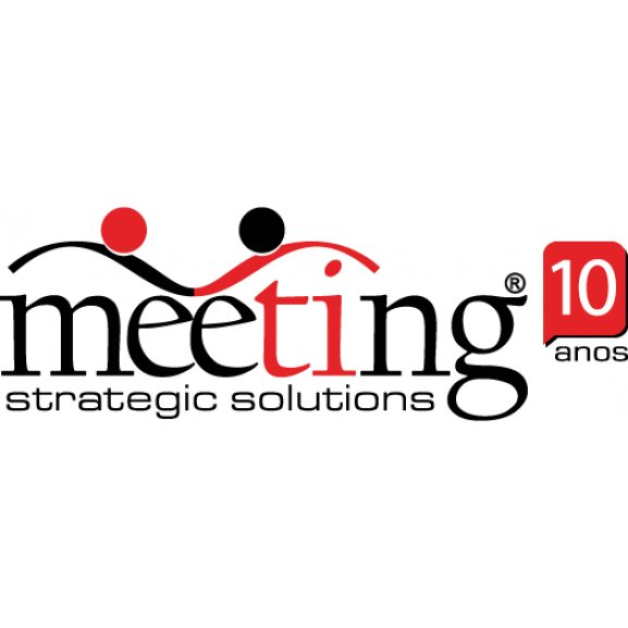 Meeting Strategic Solutions Logo Vector