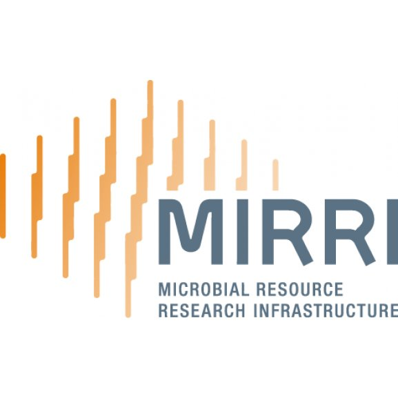 Mirri  Microbial Resource Research Infrastructure Logo Vector