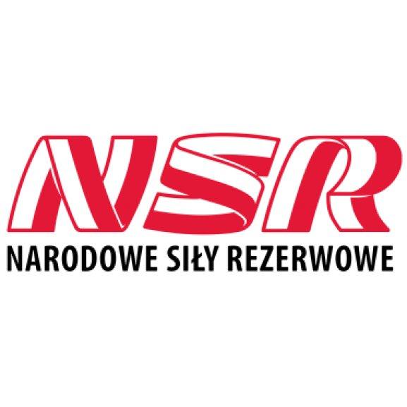 Narodowe Siy Rezerwowe Logo Vector