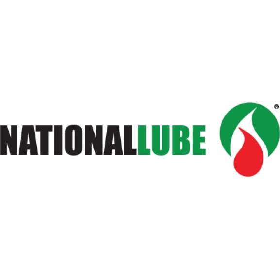National Lube Logo Vector