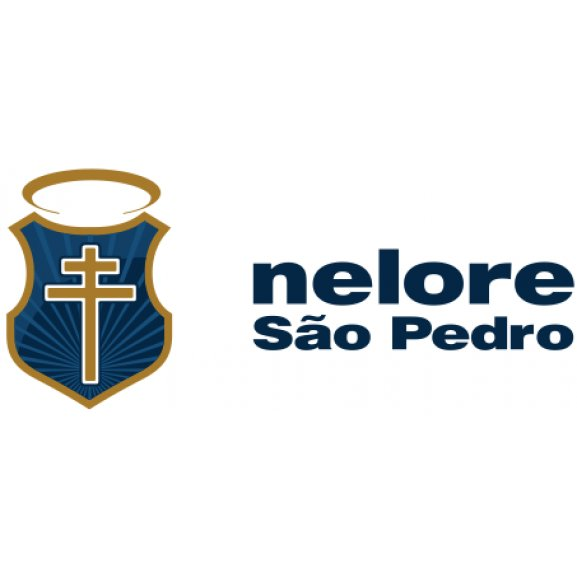 Nelore So Pedro Logo Vector