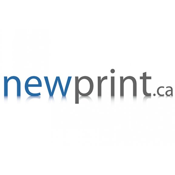 Newprintca Logo Vector