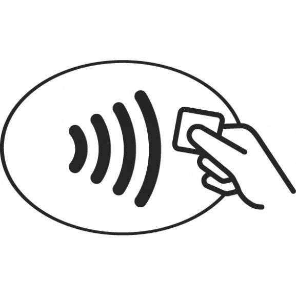 Nfc  Near Field Communication Logo Vector
