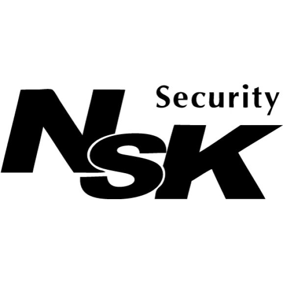 Nsk Security Logo Vector