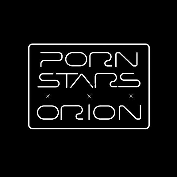 Orion Porn Star Logo Vector