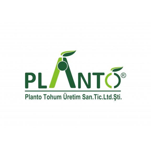 Planto Logo Vector