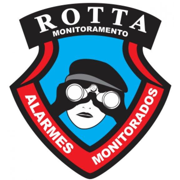Rotta Alarmes Monitorados Logo Vector