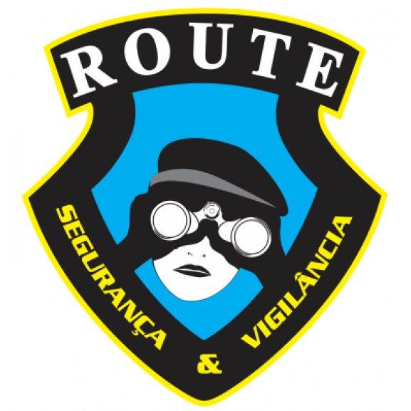 Route Segurana E Vigilncia Logo Vector