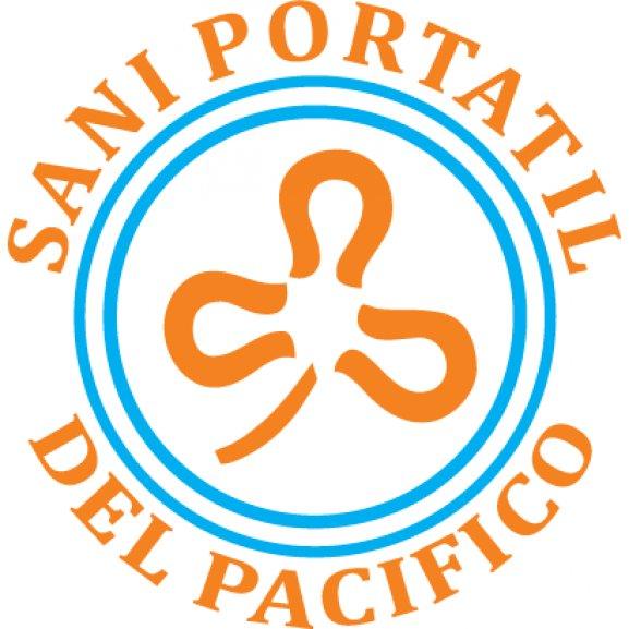 Sani Portatil Del Pacifico Logo Vector