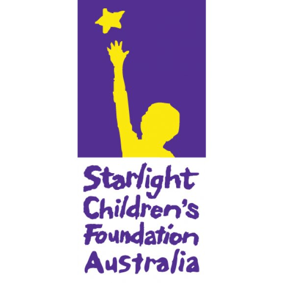 Starlight Children039s Foundation Australia Logo Vector