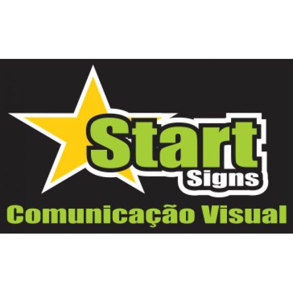 Start Logo Vector