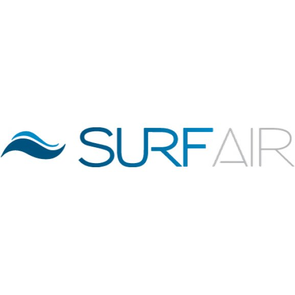 Surf Air Logo Vector