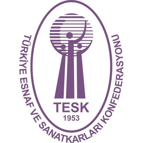 Tesk Logo Vector