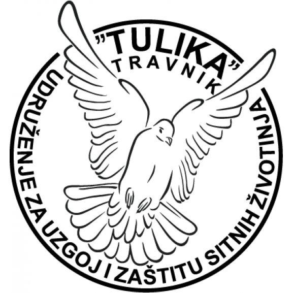 Udruenje Za Uzgoj I Zatitu Sitnih Ivotinja Tulika Travnik Logo Vector